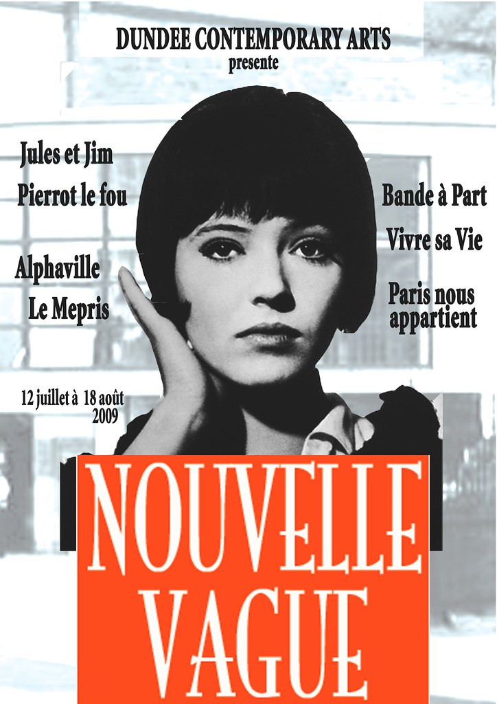 Poster do filme Nouvelle Vague