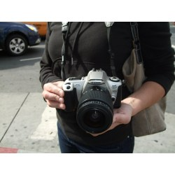 Small Crop Of Canon Eos Rebel 2000