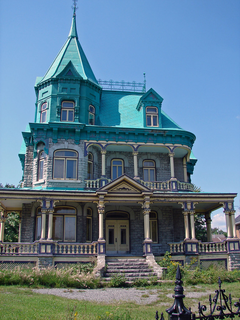 Large Of Addams Family House