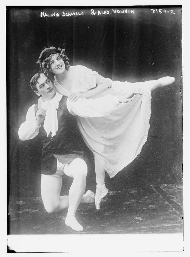 Halina Schmolz & Alex Volinin  (LOC)