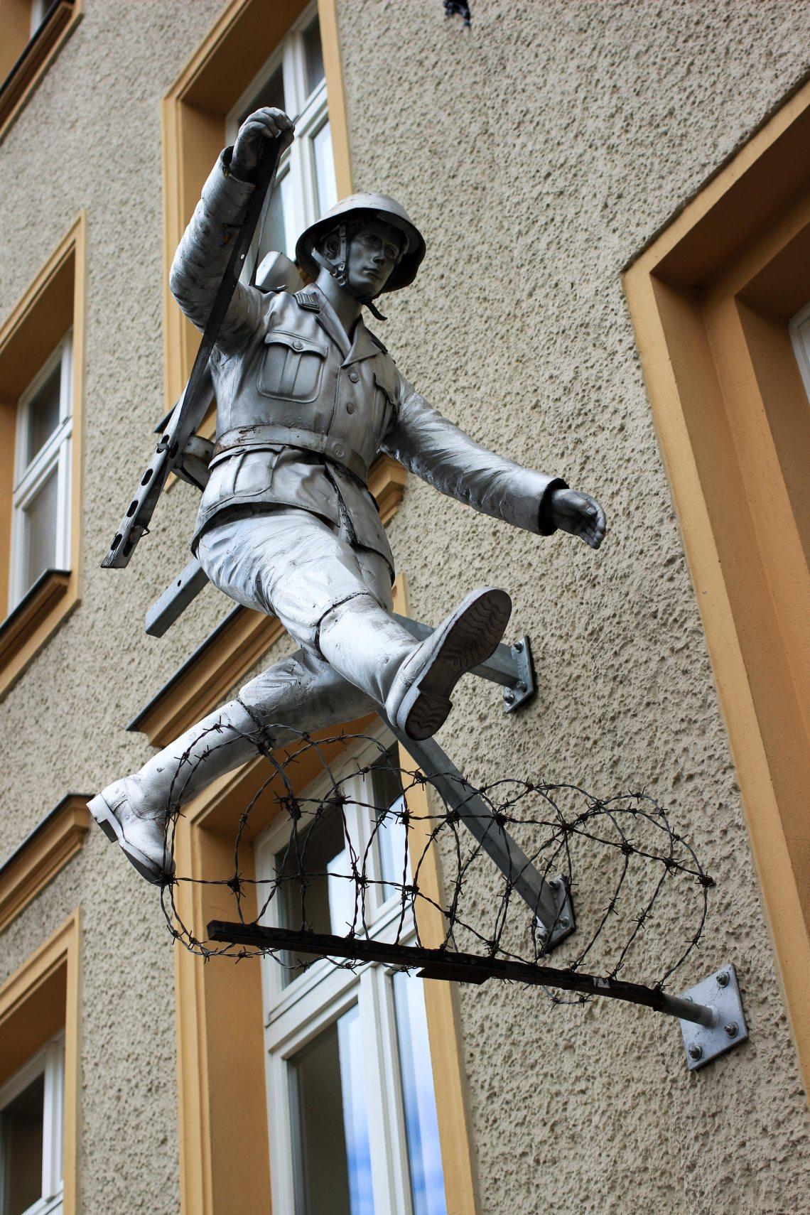 Berlin soldat allemand