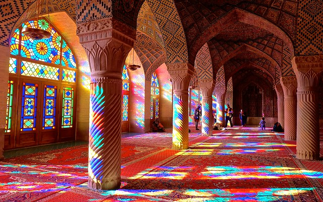 Mosques in Shiraz