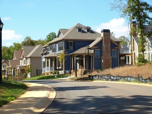 Medium Of Single Family Homes