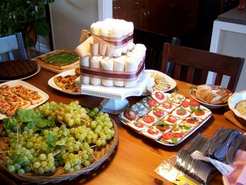 Medium Of Baby Shower Appetizers