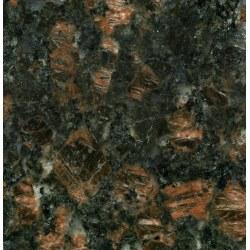 Small Crop Of Tan Brown Granite