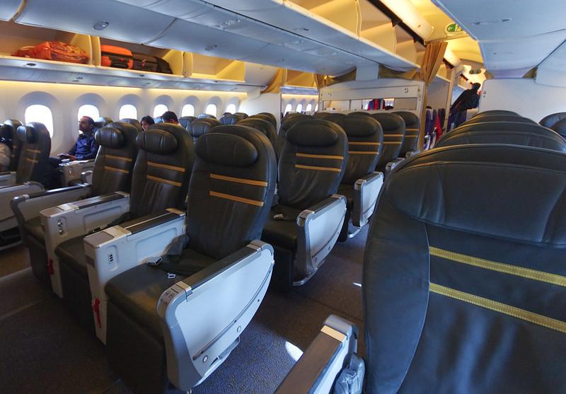 flight review scootbiz on the boeing 787 dreamliner i. Black Bedroom Furniture Sets. Home Design Ideas
