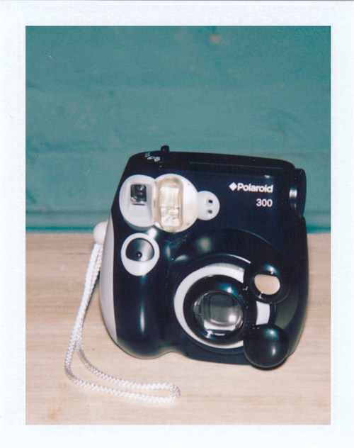 Medium Of Polaroid Pic 300