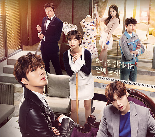Cinderella and Four Knights: Sinopsis del Dorama
