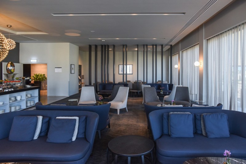 club lounge - intercontinental malta