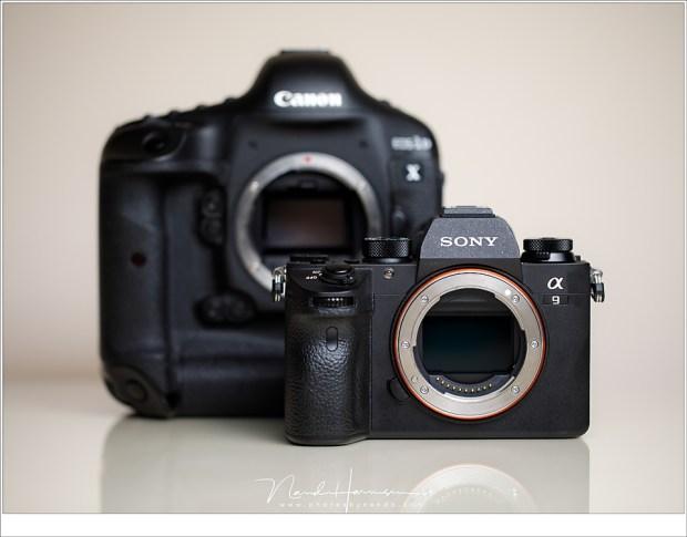 De Sony A9; een camera voor snelle actiefotografie, zonder het enorme formaat van de concurrentie