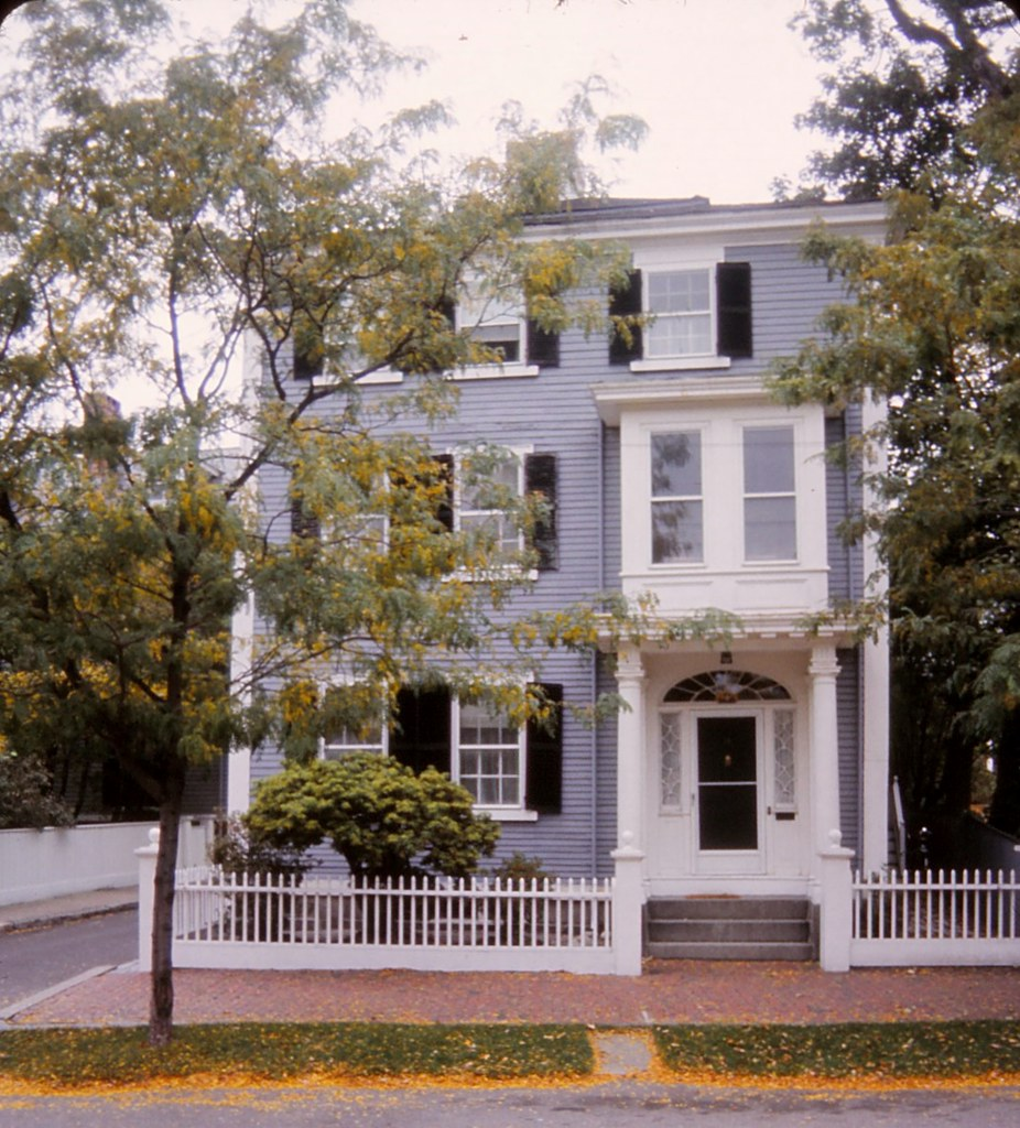 Fullsize Of Federal Style House
