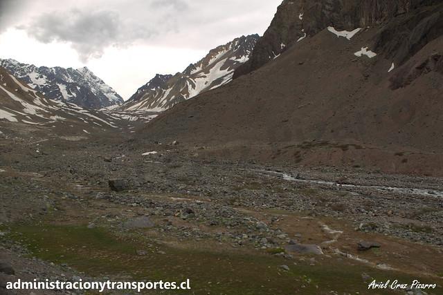 Valle de las Arenas / Cajón del Maipo