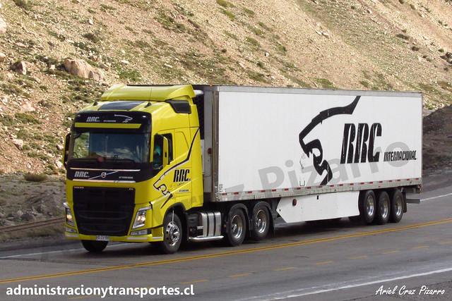 BRC Internacional (camión) Volvo