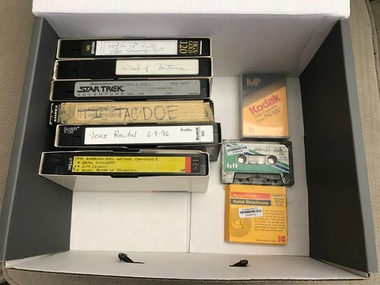 legacybox tapes