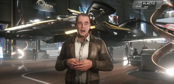Star Citizen - Origin Spaceships