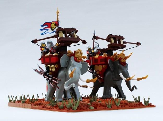 (CCC14) Elephant Artillery