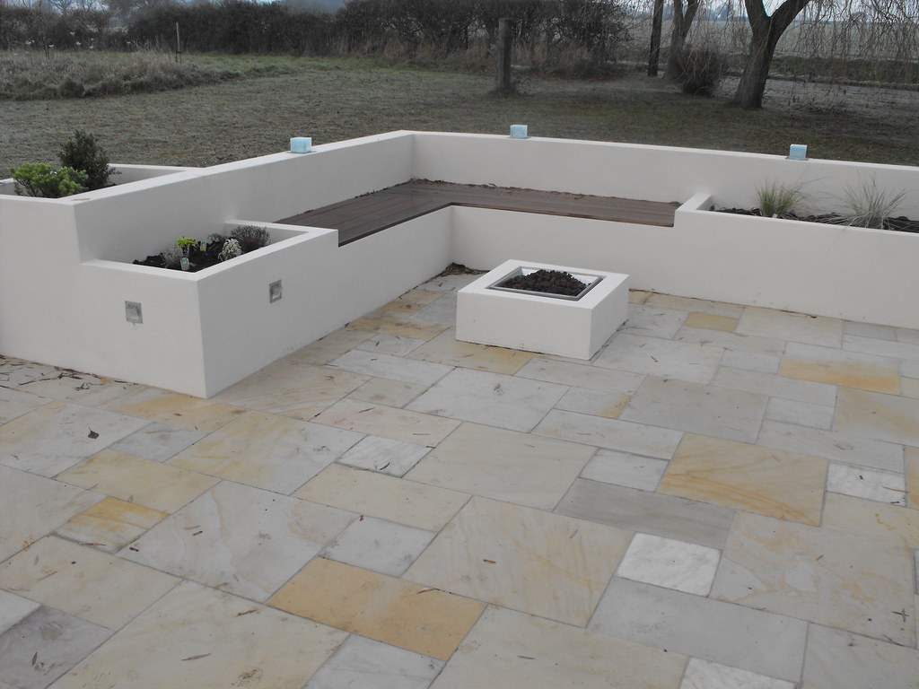 Gray Seating Flickr Cinder Block Raised Bed Wall Concrete Block Raised Bed Raised Beds By Redhorse Landscaping Raised Beds By Redhorse Landscaping Raised Beds Concrete Block Raised Beds houzz-02 Cinder Block Raised Bed