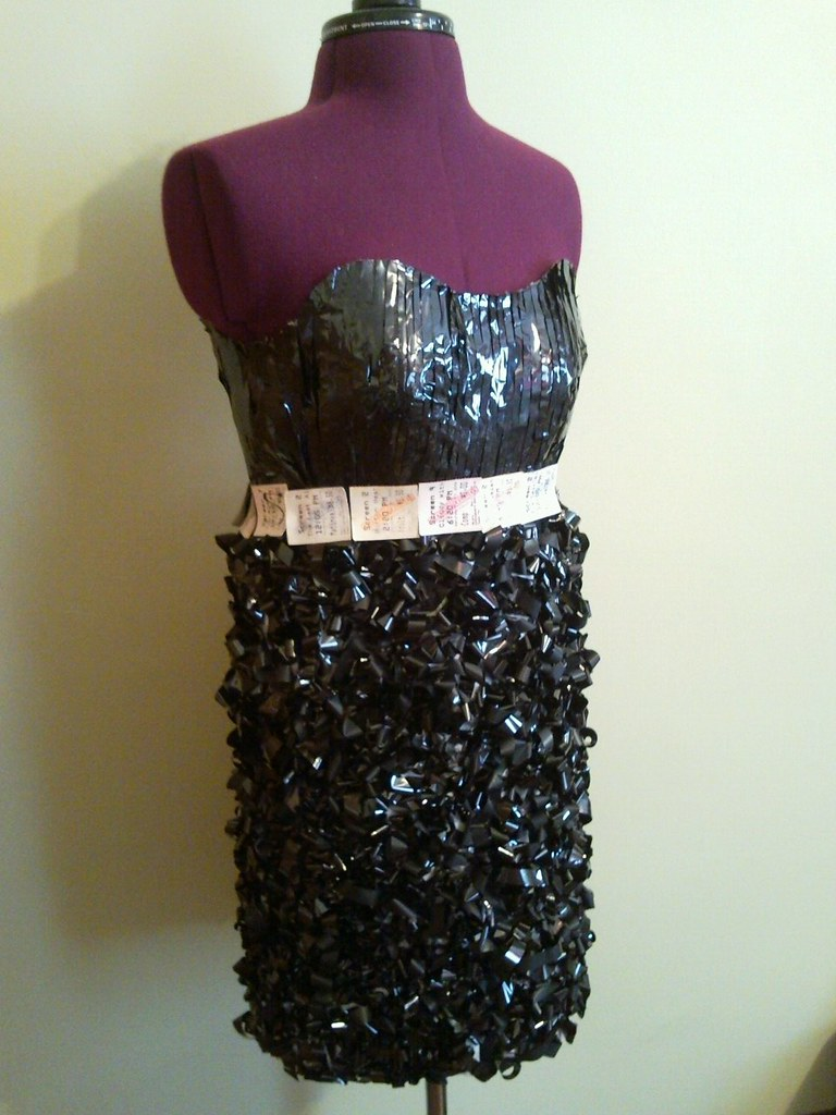 Joyous Vhs Tape Dress By Broken Pins Vhs Tape Dress This Dress Is Made From Movie Flickr Recycle Vhs Tapes San Jose Recycle Vhs Tapes Dallas houzz 01 Recycle Vhs Tapes