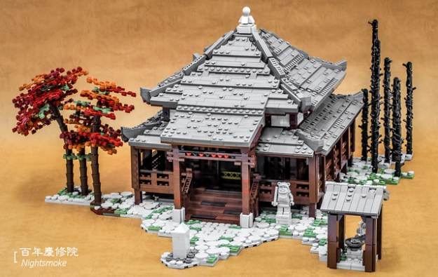 vintage temple
