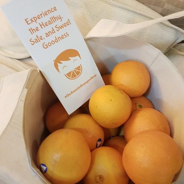 Aussie Oranges