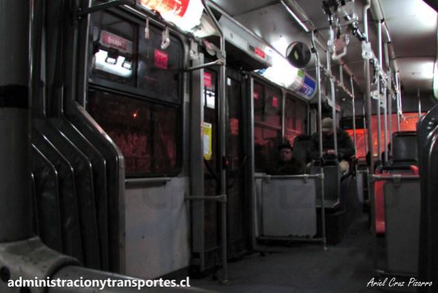 Transantiago 222e | Subus Chile | Caio Mondego LA - Volvo / ZN6339 - 9032