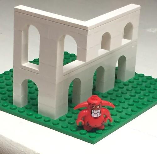 Lego illusion