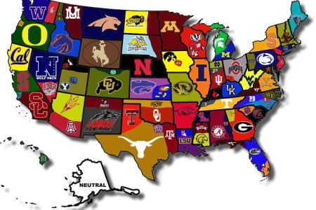 united states of college football | flickr photo sharing!