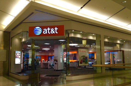 AT&T ATandT Store, 2/2015, by Mike Mozart of TheToyChannel and JeepersMedia on YouTube #ATandT