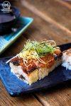 Osaka Style Unagi Sushi