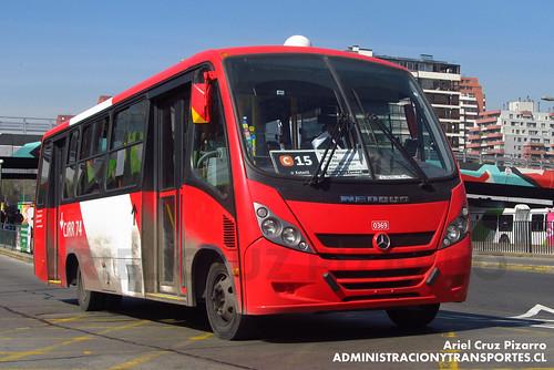 Resultado de imagen para transantiago redbus