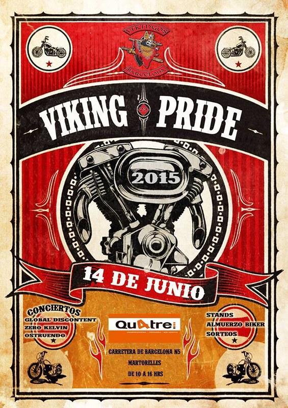 Viking Pride - Martorelles