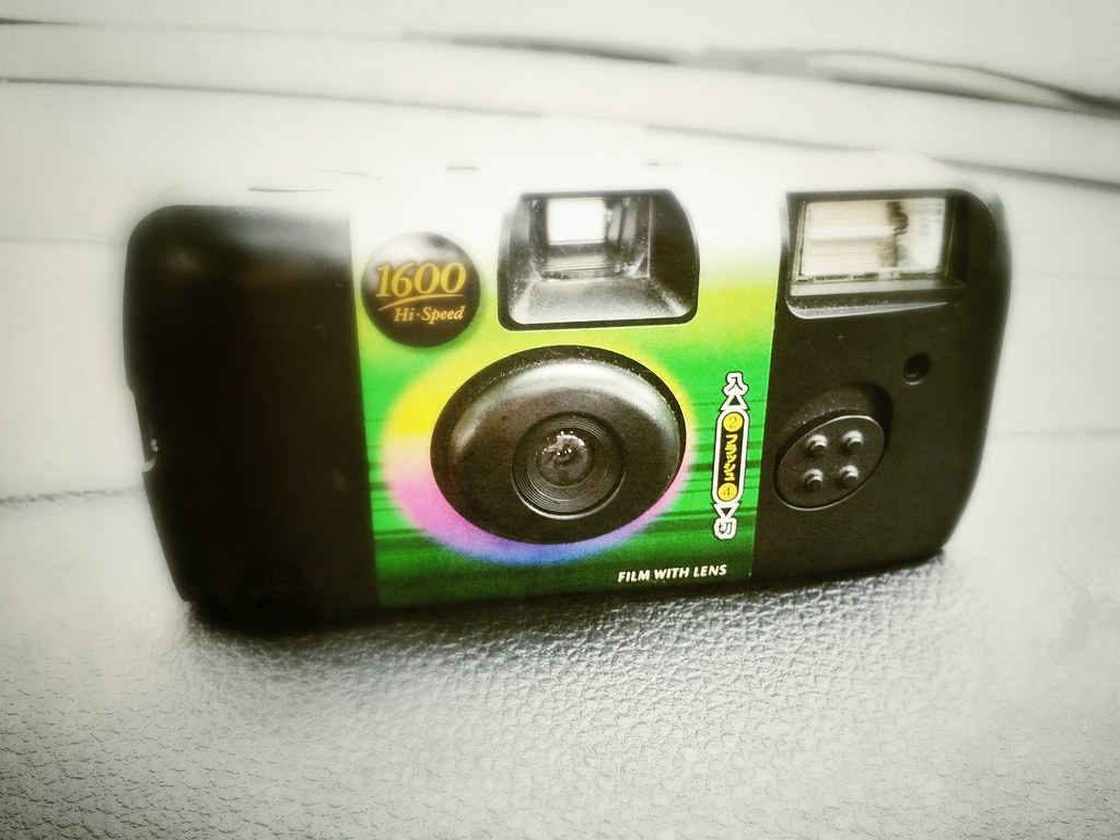 Fullsize Of Disposable Digital Camera