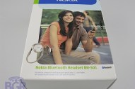Nokia Bluetooth BH-501 headset - Image 1 of 3