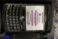 T-Mobile BlackBerry Curve 8320 Unboxing - Image 4 of 31