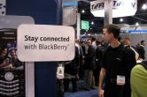 BlackBerry Booth with Red and Pink Pearls - Image 7 of 22