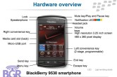BlackBerry Storm PowerPoint - Image 11 of 17