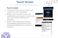 BlackBerry Storm PowerPoint - Image 2 of 17