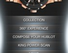 Hublot iPhone app - Image 1 of 4