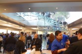 Live from 5th Ave Apple Store unveiling - Image 39 of 47