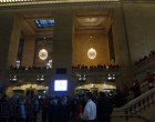 Live from Apple's Grand Central Apple Store opening - Image 4 of 24