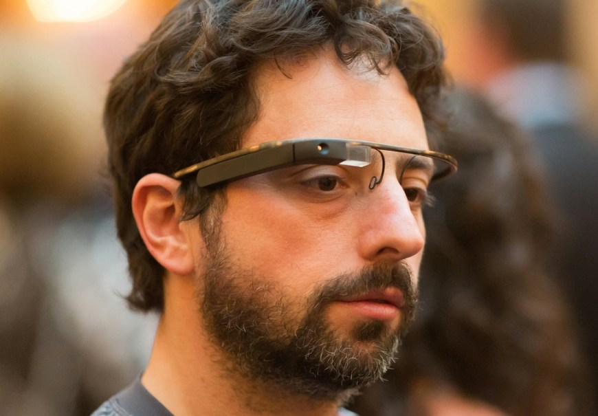 Google Founder Brin