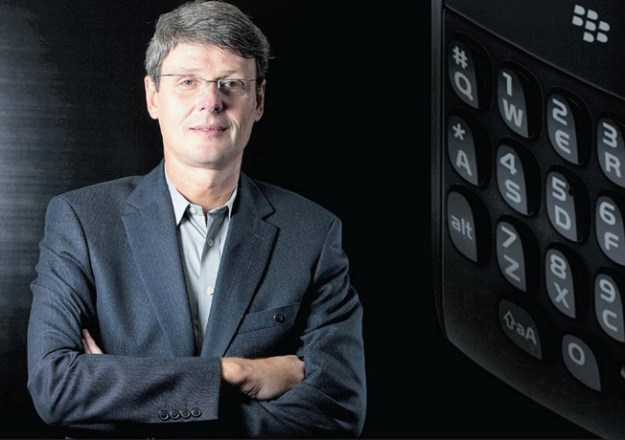 BlackBerry Executive Departures Expected