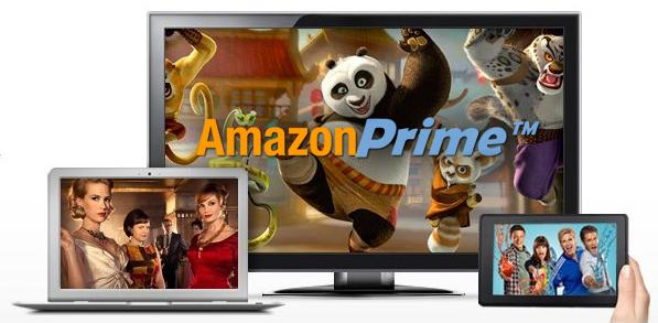 Amazon Prime Instant Video A E Networks