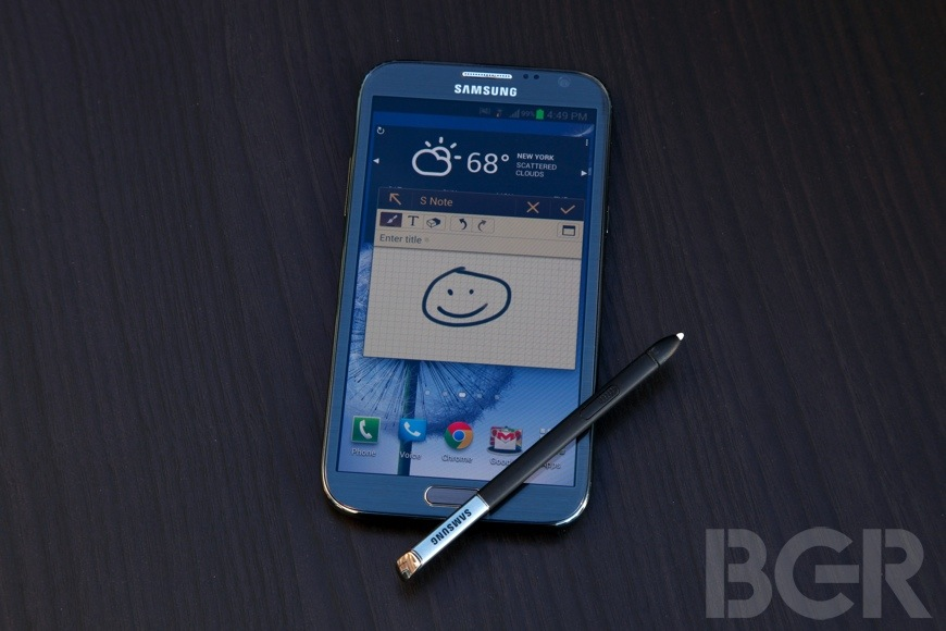 Samsung S-Pen Investment