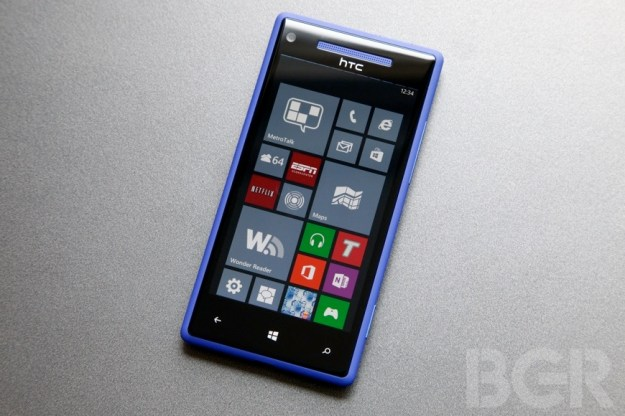 Windows Phone 8 Reboot