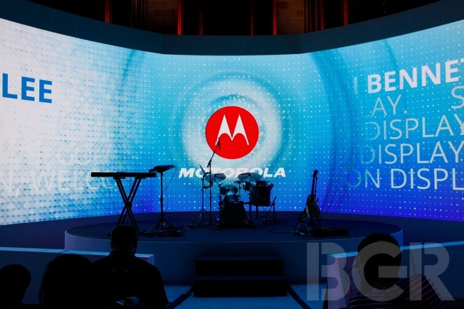 Motorola Sales Decline Analysis