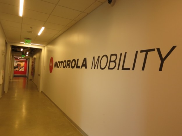 Google Motorla Layoffs