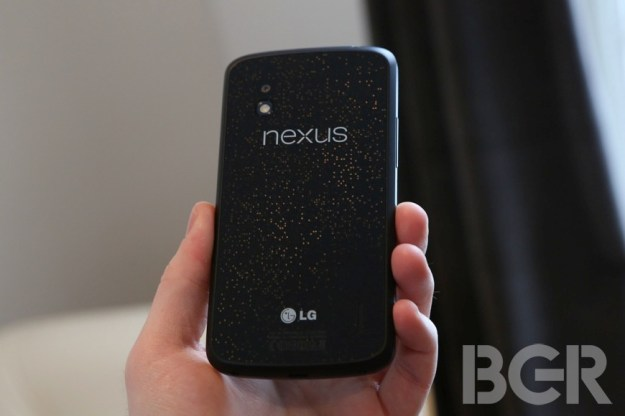 LG Nexus 4 Supply