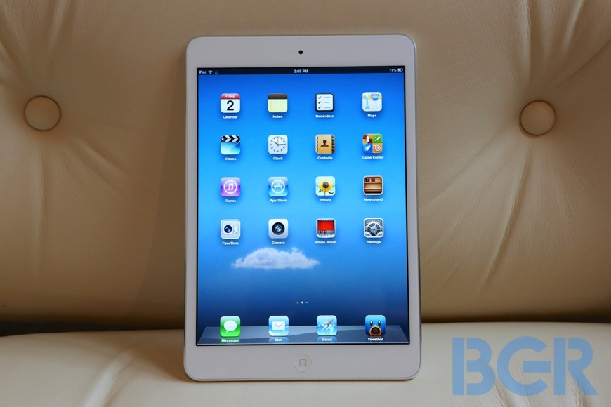 Apple Lower Cost iPad Mini