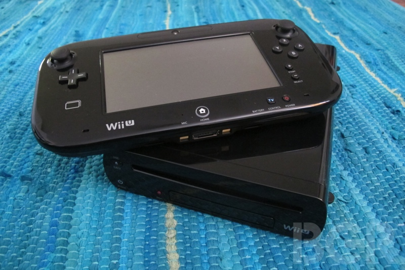 Nintendo Wii U Launch Sales